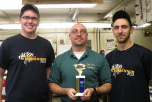 automotive competition winners