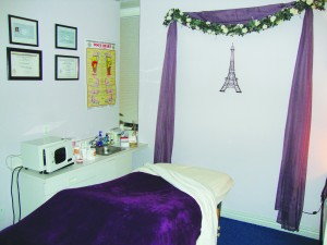 Le petite spa, in croton, offers relaxing spa treatments that use organic and vegan certified products.