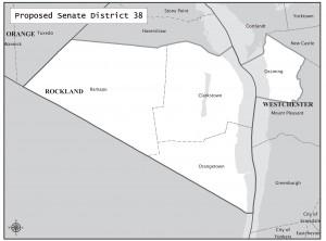 Proposed Senate District 38