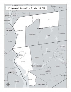 Proposed Assembly District 95