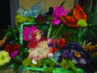 Enchanted Doll Forest, which is located in the old Toddville Farm Antique site in Cortlandt Manor ,repairs old dolls and sells new ones.