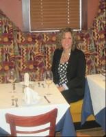 Audrey Hochroth of Augie's Prime Cut Restaurant