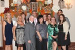 Picture left to right. Back row: Amy Sayegh, Patricia Murray, Counciman Frank Lombardi, Krista Donahoe, Elizabeth Bauerlein, John Velezis. Front Row: Antoinette De Bellis, Hon. James Reitz, Grace Pietrosanti, Tabitha Pearson Marshall and Dawn Brown.