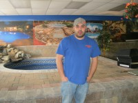 Vincent Moscatello, owner of Orange County Pools and Spas, Northern Westchester location in Mohegan Lake