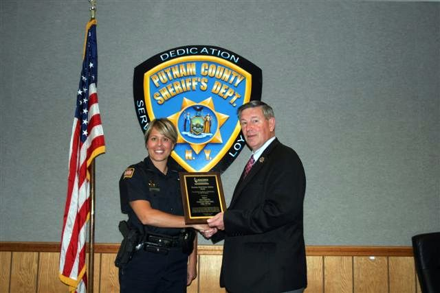 Sheriff's School Resource Officer Receives Prestigious ...
