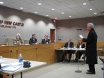 The New Castle Town Board approved the FSEIS on the Chappaqua Crossing retail proposal last week.