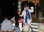 Frosty the Snowman Makes His Way Home to Armonk on Saturday