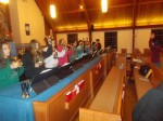Pleasantville Church's Handbell Choir Rings in Holiday Season