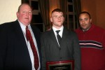 Stepinac Lineman Brian Harris Honored with Golden Dozen Award