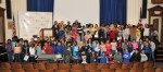 Greenburgh Fifth-Graders Help Launch Eat Healthy NY