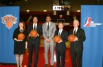 Knicks D-League Team Finds a Home at the Westchester County Center