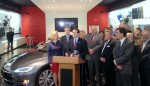Electric Car Manufacturer Challenges State Motor Vehicle Dealership Law