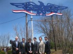 New Armonk Eagle Proudly Soars Above North Castle