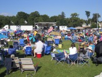 If weather cooperates, there will be more than 5,000 music lovers at the Pleasantville Music Festival on Saturday, July 12. This year marks the event's 10th anniversary.
