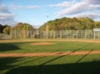 The lower ball field at East Rumbrook Park will soon be called Frank Jazzo Park.