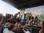 Ian Hunter Rounds Out Beautiful Day at Pleasantville Music Festival