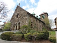 The Chapel of the Divine Compassion on the Good Counsel campus at 52 North Broadway, White Plains.