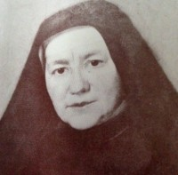 Mother Mary Veronica founder of the White Plains-based Catholic order Sisters of the Divine Compassion.