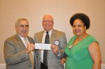 "Rotary ""Happy"" Dollars Aid Local Charities"