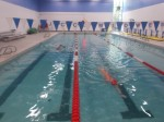 Group Masters Swimming Techniques at JCC Pool Program