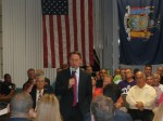 Coming up Short in Polls, Astorino Keeps Plugging Along