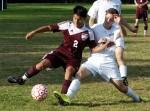 Harrison Boys Soccer Team Comes Up Short vs. Byram Hills, Eastchester