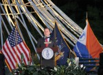 Westchester Honors Those Who Died Sept. 11, 2001 at Twilight Ceremony