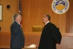 Fulgenzi Sworn in as Mount Pleasant Supervisor
