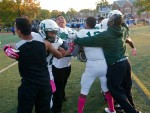Woodlands shocks No. 1 Bronxville, 25-22; Falcons to face Rye Neck in Class C final