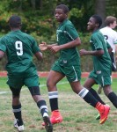 Woodlands boys can't stay with Croton; Falcons drop 2-1 decision to Hamilton