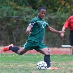 Woodlands boys soccer team beats Dobbs Ferry behind Kermue's four-goal outburst