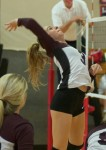 Harrison volleyball team tops Somers in first round; set to face Panas