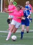 Harrison girls battle Pirates to scoreless tie in Play for a Cure game
