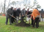 Peekskill Breaks Ground for Lincoln Depot Plaza, Visitor's Center