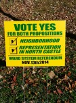 North Castle Ward System Debate Opens Fresh Wounds