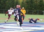 Crusaders Slay Lions to Complete an Undefeated Regular Season
