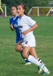 Harrison girls soccer team falls to Panas in opening round