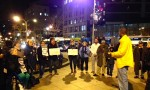 White Plains Gathering Expresses Support for Michael Brown Family