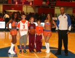 Basketball School Day Sends Anti-Bullying Message