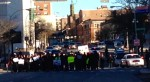 Police Give the Street to Millions March Westchester