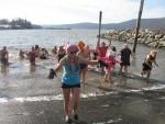 Peekskill Hudson River Plunge Raises $10,200 for Good Cause