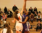 WPHS Lady Tigers Could Not Solve Huguenots but Future Looks Bright