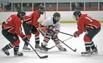 Greeley Hockey Team Endures a Rough Weekend