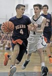 Briarcliff Hangs On as the Panthers' Last-Second Shot Falls Short
