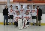 White Plains Hockey Senior Night, Rubenstein Wins 250th