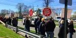 FASNY Protest Intends Strong Message for White Plains Mayor and Council