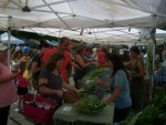 Variety Sets Tone for Outdoor P'ville Farmers Market