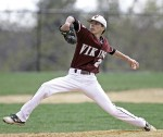 Vikings Beat Westlake as Franzese Pitches His Second Shutout
