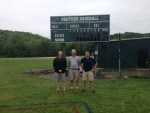 Fundraising Effort Pays for New Scoreboards at Parkway Field