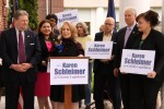 Mt. Kisco Trustee Schleimer Announces Board of Legislators Bid